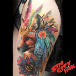 Indian Fuchs